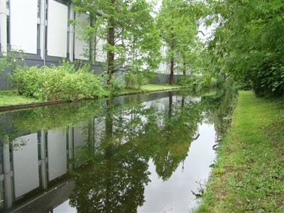 Kasteelgracht Born